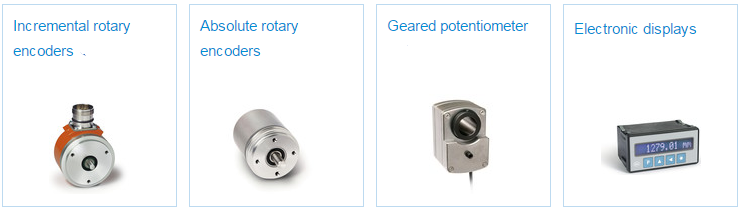 SIKO rotary encoders