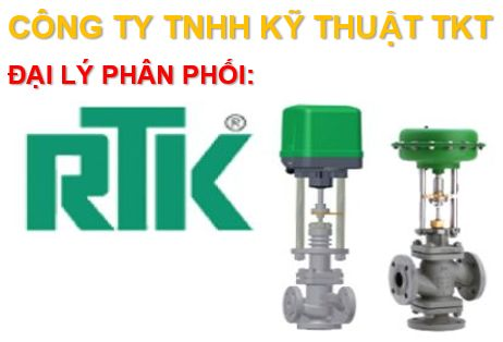 RTK valves